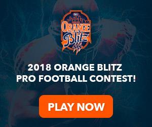 2018 Orange Blitz Football Contest